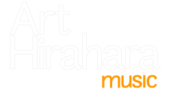 Art Hirahara Music