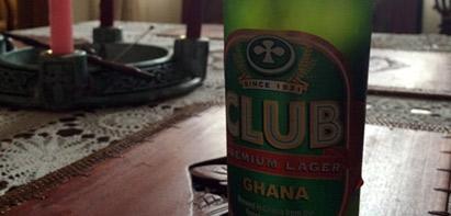 Club Beer Ghana