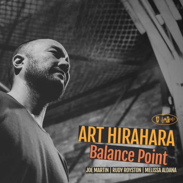 Art Hirahara - Balance Point cover